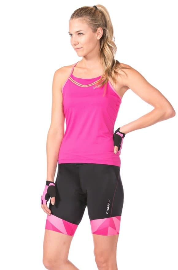 Body mapped, fully featured Velo Top & Velo Short.