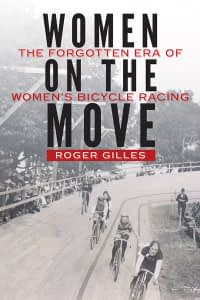 Cover of book: Women on the Move, by Roger Gilles