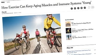 cycling for healthy aging