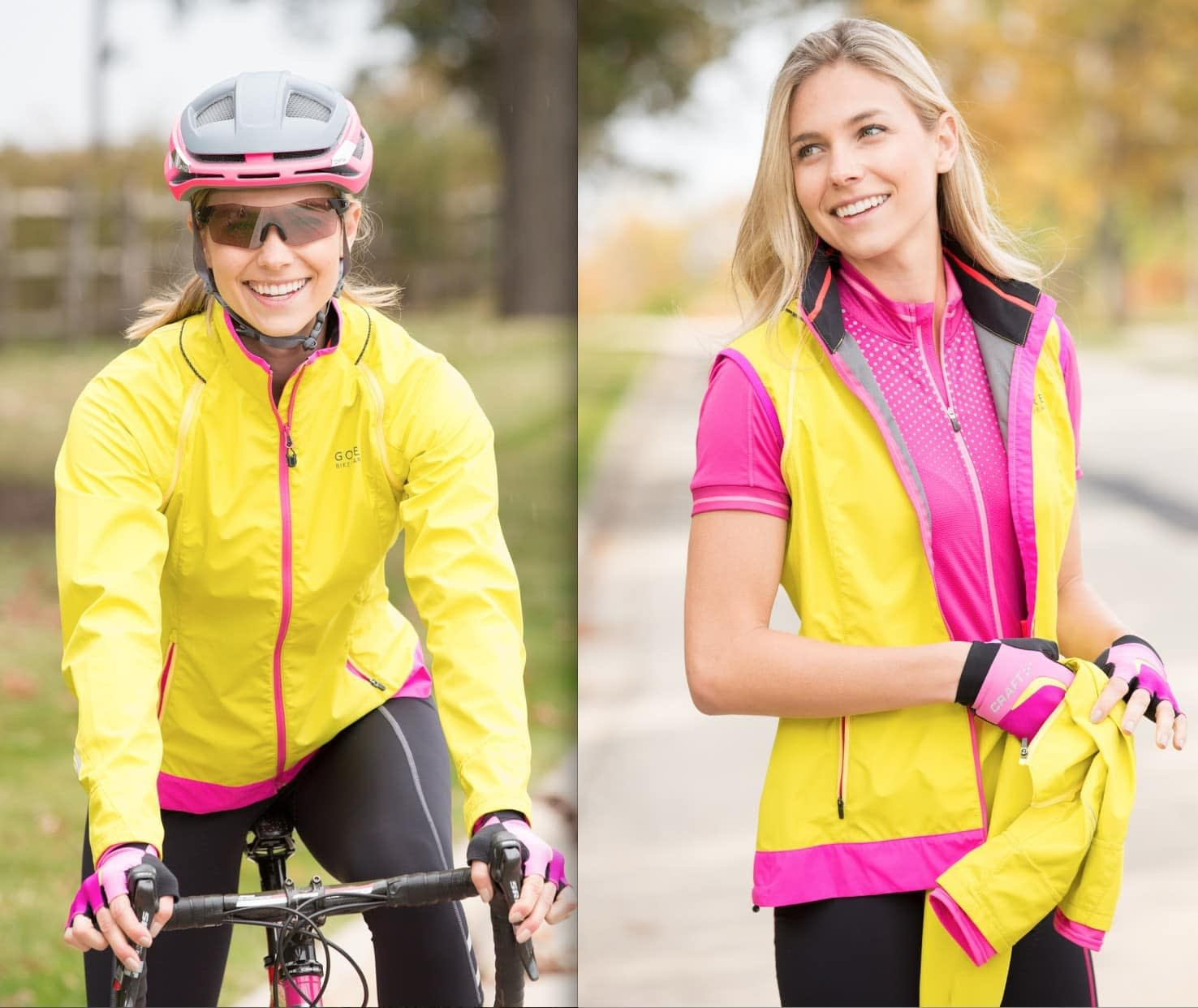 Get visibility and convertibility with the Element Zip-off.