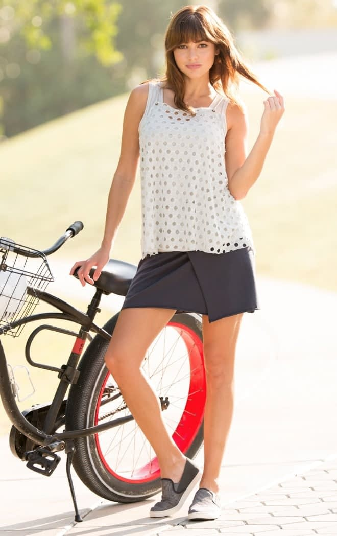 A creative approach to ventilation – the Cutout Tank (and Cruiser Skort).