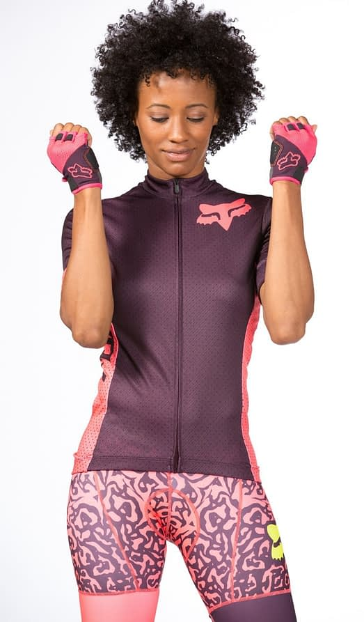 Switchback Jersey – fully featured for $70; Switchback Short – fully flamboyant and FUN