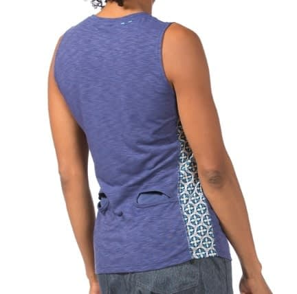 Tweet Jersey with dual drop-in pockets