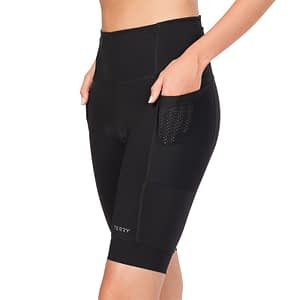 Terry Holster Hi Rise Short