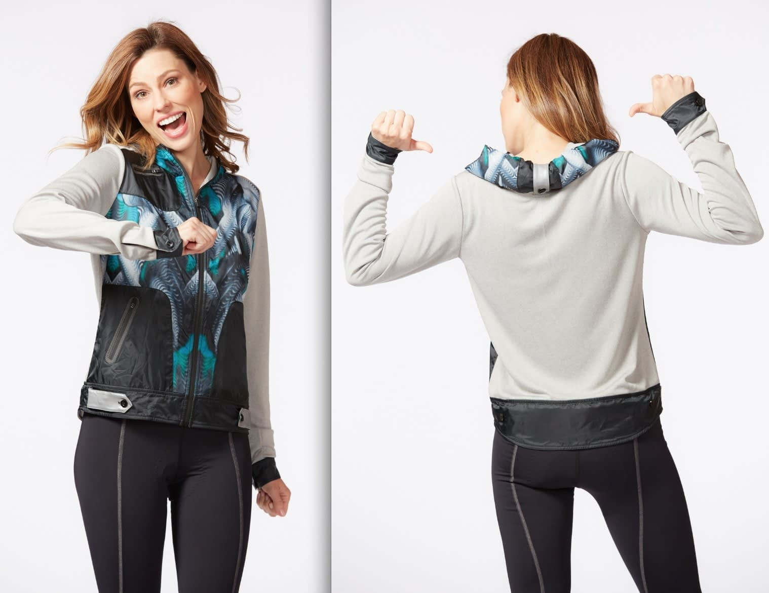 Discover the many tricks of the Odyssey Jacket.
