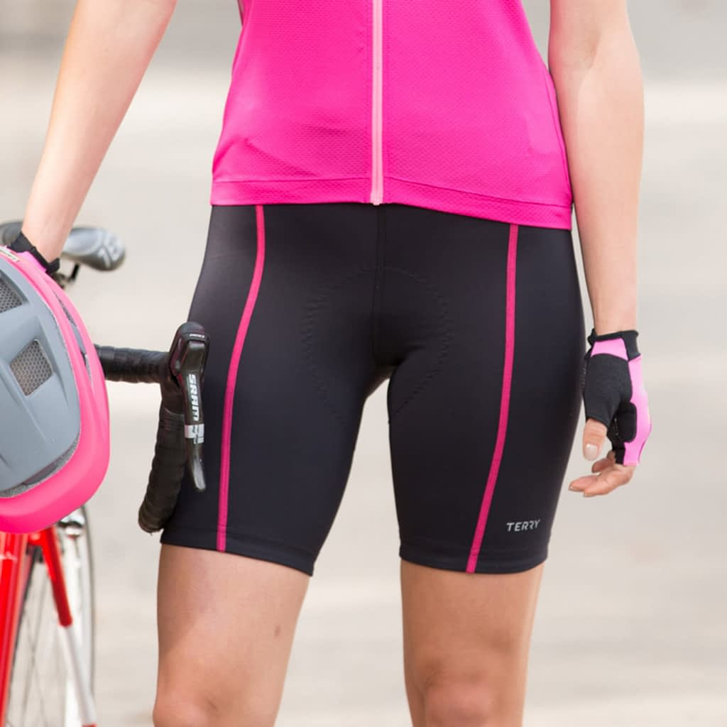 Terry Bella Bike Shorts, as featured in Bicycling Magazine